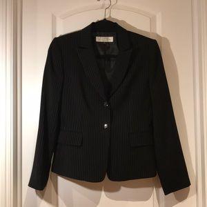 Elie Tahari Striped Suit Jacket